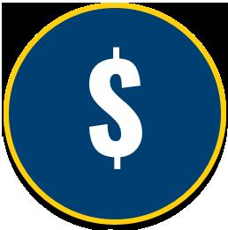 Financial Aid Fact Icon