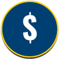 Financial Aid Fact Icon