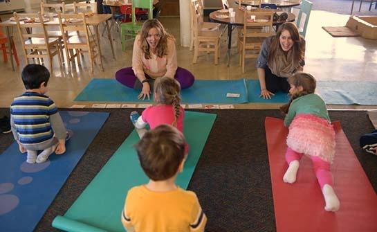 CDC yoga