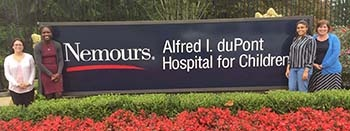 Field Trip to Nemours/A.I. DuPont Hospital for Children