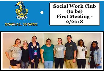 Social Work Club Image