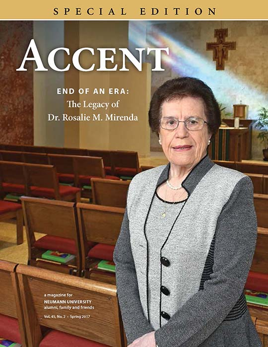 Photo of the cover of Special Edtion of Accent Magazine