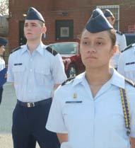 AFROTC Cadets