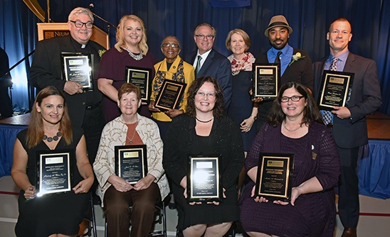 Alumni Awards Winners