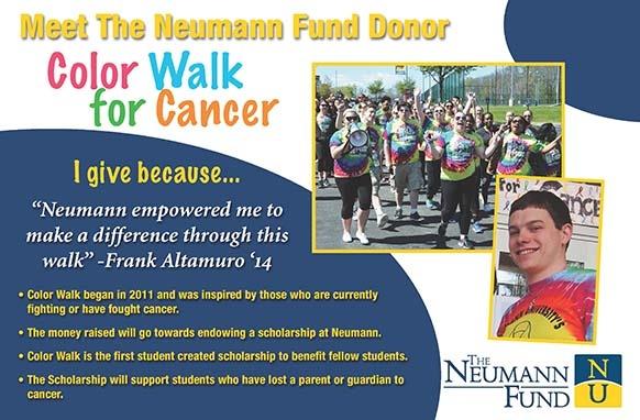 Color Walk for Cancer