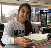 Transfer Student: Alejandra Fernandez