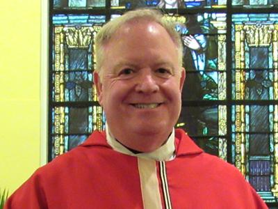 Fr. James Arsenault photo