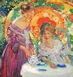 Tea with Queen Victoria