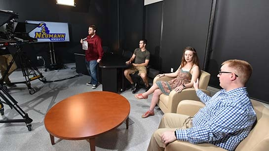 Communication and Digital Media Studios