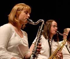 Neumann University Jazz Band