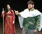 Death of Pilate on stage March 16-19
