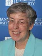 Photo of Sr. Patricia Hutchison, OSF, Ed.D.