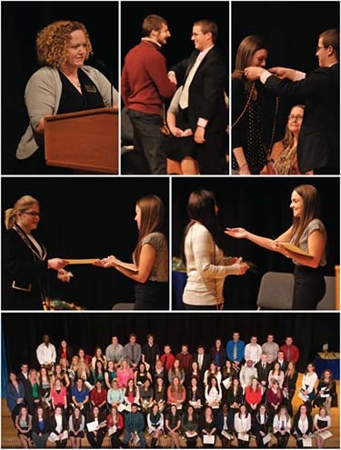 Induction Ceremony