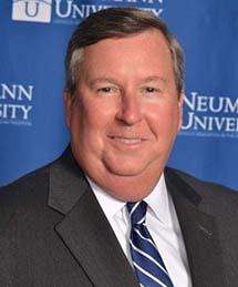 Headshot of Gene McWilliams, new VPFA