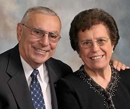 Photo of Mr. Anthony Mirenda and Dr. Rosalie Mirenda