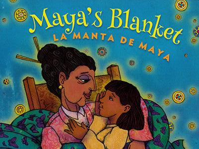 Monica Brown, Mayas Blanket