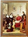St. John Neumann with Sisters of St. Francis of Philadelphia