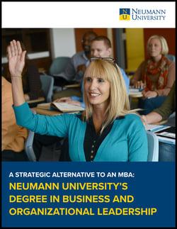 Business and Organizational Leadership Graduate Degree PDF