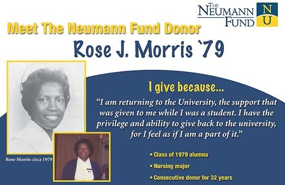 Rose Morris '79