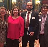 Neumann Students Lobby State Lawmakers