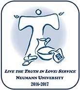 Logo for Live the Truth in Love: Service