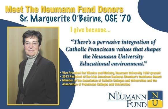 Sr. Marguerite O'Beirne '70