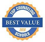 Logo for Top Counseling Schools: Best Value