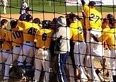 The NU baseball team
