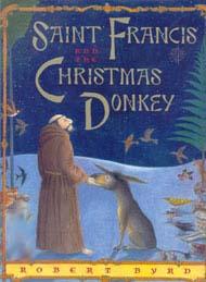 Saint Francis and the Christmas Donkey