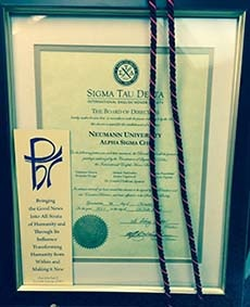 Alpha Sigma Chi Chapter Charter