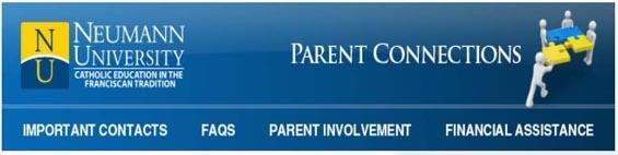 Parent Connections - E-Newsletter