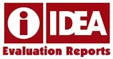 Logo for IDEA Course Evaluations