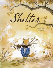 """Cover of """"Shelter - Winner of the 2018 Bock Book Award"""