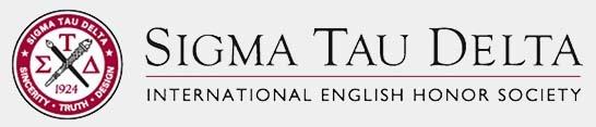 Sigma Tau Delta International English Honor Society logo