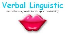 Verbal learners